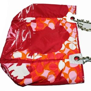 Coach Bags - Coach Parker Bag Girl Laughing XL Tote 13405